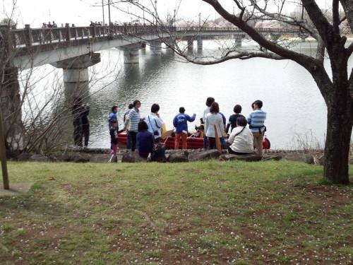 Eボート体験試乗会