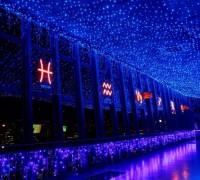 東京タワー「天の川イルミネーション」
