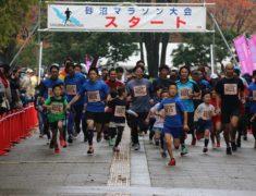 第27回砂沼マラソン大会
